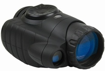 Night Vision Monoculars / by Outdoors Bay LLC