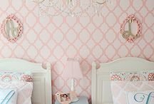 Girls new room / by Kayla Ahearn