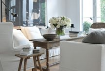 Lovely Living Rooms / by Karin Eckerson