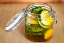 summer canning / by Stacy Ostrowski