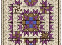 Quilt inspiration  / by Rhonda Dunn