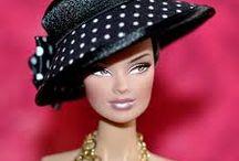 Barbie Chapéu