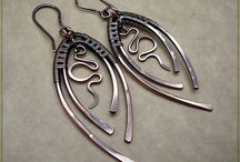 wire wrapped jewels