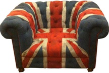 All Things British and Brit Inspired / by Amy Millios