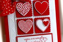 scrap love cards