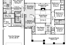 house plans / by Mrs Accumulator