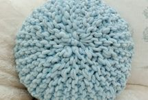 Knitting projects