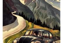 VW Kever Cartoon
