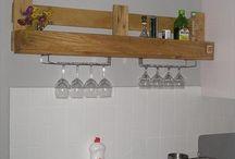 Küchenregale