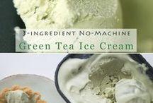 Ice cream/frozen yogurt