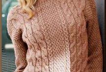 Вязание. Женские модели