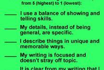 Self/Peer Assessmet Ideas / by Colleen