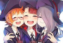 Akko   ♡3♡ Little which academia