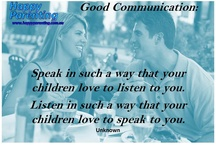 Communication / The most important thing in communication is hearing what isn't said. Peter Drucker