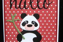 Marianne design, panda