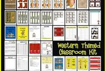 Western Theme / by Cathy Kinsman-Porter