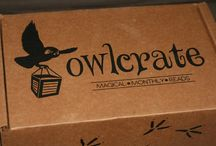 Owl Crate Unboxing