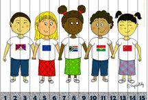 děti světa, den dětí