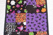 Halloween Quilt ideas