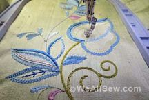 Embroidery Tips & Tricks / by Pickle Pie Designs