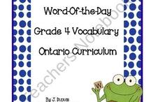 Grade 4 Language