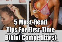 Bikini Competion Board