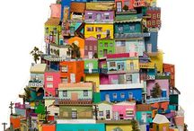 A. neighborhood / neighborhood architecture homerown