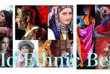 World-Ethnic-Beauty / Culture