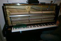 Piano en Vleugel