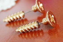 •Earrings•