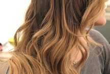 Hairspiration / All things I'm loving now: ombré, balayage, lobs, pastels (lavender, rose gold, pink, silver)