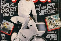 BMX Magazines