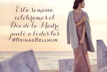 Reinas Bellmur / ¡Celeramos el Día de la Madre!  Te invitamos a participar de #ReinasBellmur  y ganar un Gift Card valor $3MiL para disfrutar junto a tu mamá.  Enterate en bellmur.com/blog  / by Bellmur