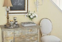 Rustic or Wood Dresser Ideas  / by FunCycled Furniture - Sarah Trop
