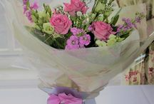 Flowers on Main Street Bouquets / Our very own bouquets now available in store and online; seasonal flowers may vary.