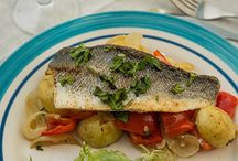 Fish and other sea food recipes