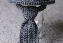 шляпы вязаные