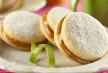 Bolachas, biscoitos...