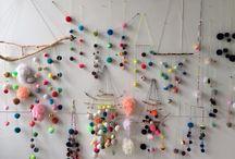 School Art - textiles...