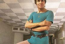 Men's Fashion / Men's Fashion of the Seventies