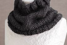 Knitting and Crochet Projects / by Shelley Webb Beh