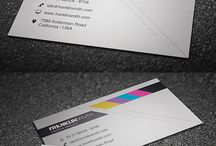 Business Card Inspriation / Another little bro project