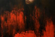 Mark Demsteader / Mark Demsteader was born in 1963 in Manchester where he still lives and works.He studied foundation at Rochdale college and Oldham college and The Slade School of Art in London, but he is largely self taught having spent many years studying the figure at life drawing classes and developing a unique style through close observation of the human form.