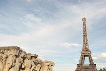 Paris / Paris, ciudad de la luz y el amor