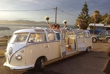 Wedding transport / Cars, limos and wedding transport.