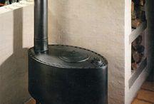 Brænde ovn & pejs