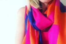 Stunning scarves