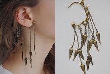 Earrings  / by Sophie Hamilton