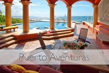 Puerto Aventuras / Extraordinary properties in Puerto Aventuras