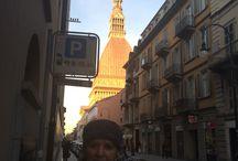 Torino con neve, pioggia e sole / Torino, solo foto scattate da me